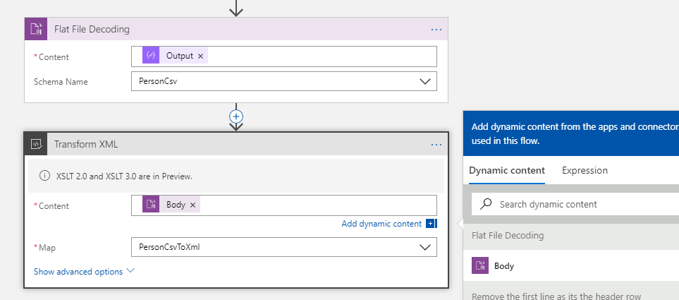 Steve Spencer's Blog | Using Azure Logic Apps to Import CSV